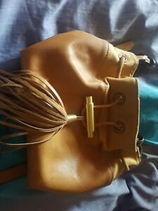 STUNNING!!! Mimco mini hobo tan bag. As new . EXCELLENT CONDITION