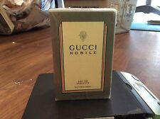 Fragrance Pour Homme Men Him GUCCI NOBILE EAU DE TOILETTE 4.0fl.oz 120 ML SPRAY
