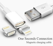 Adaptador Cargador Cable de carga magnética para iPhone 6 5 6S Plus