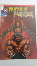 Wolverine Witchblade #5 Chapter Five Image Marvel Comics March 1997
