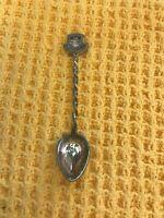 Vintage Exquisite Falkland Islands Souvenir Spoon