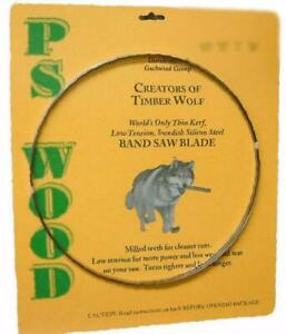 """93.5"""" Timber Wolf™ Bandsaw Blades"""
