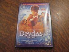 dvd devdas a film by SANJAY LEELA BHANSALI (subtitles french & english)