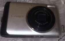 Canon PowerShot A3000 IS 10.0MP Digital Camera - Silver
