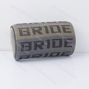 1pcs Bride Gradation Fabric Headrest Pillow Supports Neck Rest Seat Material