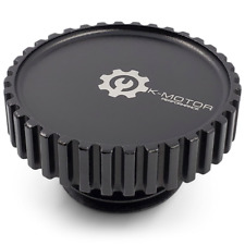 Oil Cap For Engine Valve Cover - Fits Honda And Acura - Black Color