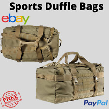 Sports Duffle Bags Travel Large Military Sports Carry Sport Tote Luggage Bag