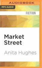 Market Street by Anita Hughes (2016, MP3 CD, Unabridged)
