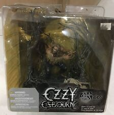 OZZY OSBOURNE BARK AT THE MOON McFarlane Figure Spawn.Com