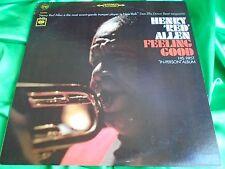 Scarce Demo Jazz LP : Henry Red Allen ~ Feeling Good ~ Columbia CS 9247 Stereo