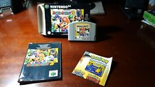 Mario Party 3 | NINTENDO 64, N64 | With BOX and INSTRUCTIONS