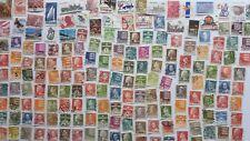 300 diferentes Colección de sello de Dinamarca
