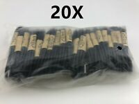 20x Wholesale Lot Of Micro USB Cable Charger Cord To Charge Samsung Galaxy Black