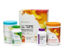Carol Healthy Body Blood Sugar Pak 2.0 all powders by Youngevity