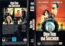 (VHS) Den Tod im Sucher- Roy Scheider, Bonnie Bedelia, Robert Carradine (1990)