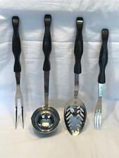New listing Cutco Kitchen Utensils: Forks 1727 Kd & 1726Kd Ladle 17 Kd Slotted Spoon 17Kf