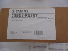 SIEMENS, 3SBES-RESET, MECH REMOTE RESET KIT, 3RU11/3RB10 3RB20.