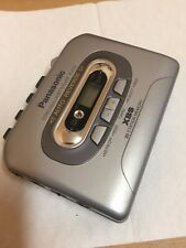 PANASONIC PORTABLE RADIO CASSETTE MOBILE PLAYER WORKING CONDITION VINTAGE RARE