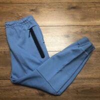 Nike Sportswear Tech Fleece Pants Size XL Joggers Beyond Blue Tapered CU4495 496