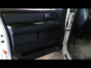 15-17 FORD EXPEDITION Driver Left Front Door Trim Panel Inside Ebony