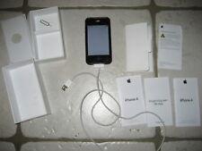 telephone iphone 4 16 go avec boite