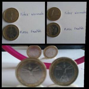 1 euro 2002 Fauté ultra rare peut être unique