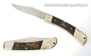 HERBERTZ 207813 Hartholz Taschenmesser Klappmesser Messer