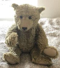 Rare Vintage Ltd Edition Golden Artist Bear By Atlantic Bears Perfect Cond