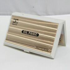 Nintendo Game and Watch Multi Screen OIL PANIC Vintage 1982 Electronic Game -228
