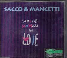 Sacco&Mancetti-White Woman In Love cd maxi single 2 tracks