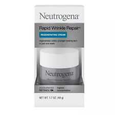 Neutrogena Rapid Wrinkle Repair Regenerating Cream Retinol DAY