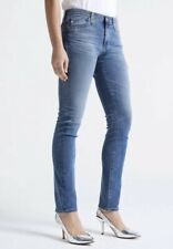 AG Adriano Goldschmied Jeans The Prima Mid-rise Cigarette Size 26 SKINNY