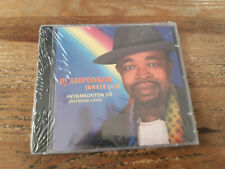 CD Ethno BJ Amponsah/Uncle Joe - Nyamkonton Dö (14 Song) PRIVAT PRESS jc OVP