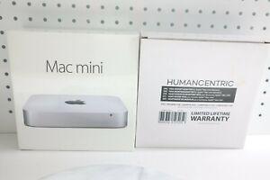 NOS Apple Mac Mini (Late 2014) A1347 Dual Core i5 2.7G 4GB RAM 500GB MGEM2LL/A
