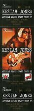 RARE / TICKET DE CONCERT - KEZIAH JONES LIVE A PARIS BATACLAN JUIN 1995