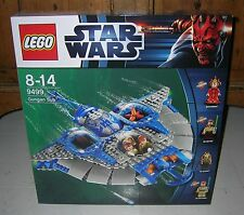 NEW LEGO STAR WARS GUNGAN SUB 9499. SEALED MISB. EPISODE 1