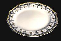 Beautiful Royal Doulton Claremont Large Platter Circa 1912