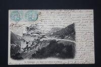 Carte postale ancienne CPA LA CANOURGUE - Le Sabot (sur la Route de Malène)