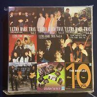 THE BEATLES - Ten (10) CD Ultra Rare Trax Volumes 1-10 Ultrarare Trax