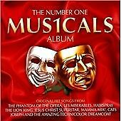 The Number One Musicals Album, Various artist, Very Good Double CD