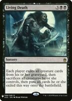 Living Death x1 Magic the Gathering 1x Mystery Booster mtg card