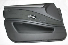 Orig. BMW 5er E60 E61 LCI Door Door Panel Front Left Alcantara