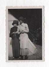 PHOTO Fête Déguisement Humour Funny Curiosité Travestissement 1938 Couple Homme