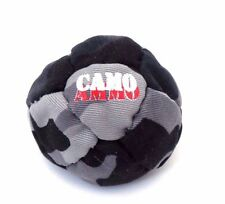Hacky Sack 14 Panel Dirtbag Camo Ammo Camouflage Footbag Kick Bag New Ranger