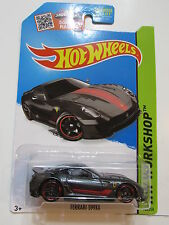 HOT WHEELS 2015 HW WORKSHOP - THRILL RACERS FERRARI 599XX