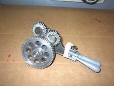 "12"" Logan Lathe 2500 Series FWD/REV Gear Assembly Metal Working Forward Reverse"