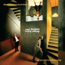 MANFRED MANN'S EARTH BAND - ANGEL STATION NEW CD