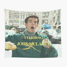 John Mulaney Comedy Wall Tapestry, Stand Up Meme Wall Hanging