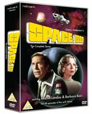 SPACE 1999 the complete series 1 & 2 box set. Gerry Anderson. 12 discs. New DVD.