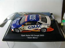 Schuco 1/43 Opel Astra V8 Coupe #8 DTM 2003 Alain Menu